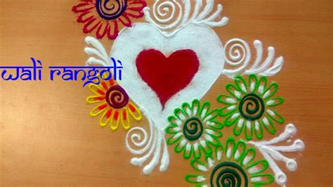 flower design youtube flower design rangoli drawing beautiful rangoli designs