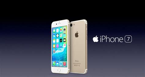 apple iphone 7 release date when to expect the release