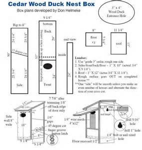 wood duck house plans articles bluebirds across nebraska