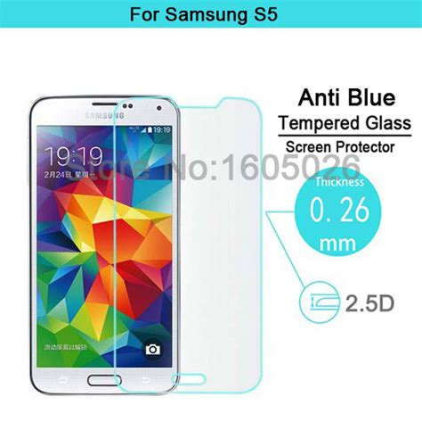 Samsung Galaxy Note 2 Violet Anti Blue Tempered Glass anti blue light tempered glass screen protector for samsung galaxy note 2 3 4 s5 s6