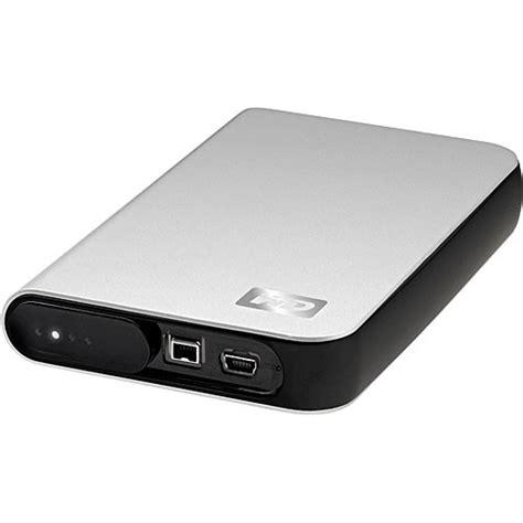 Harddisk Wd 250gb wd 250gb my passport studio portable drive wdms2500tn b h