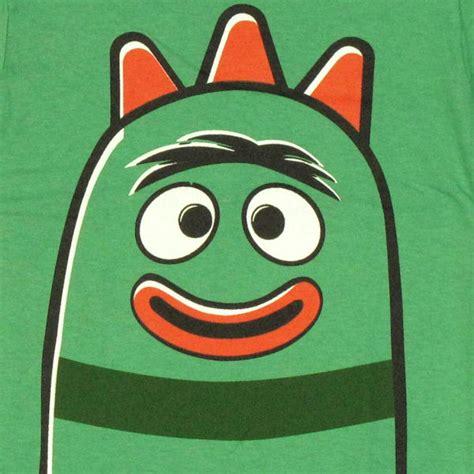 brobee yo gabba gabba yo gabba gabba brobee toddler t shirt