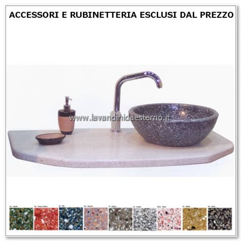 ciotola bagno lavabo moderno ciotola 418 lavandini da esterno