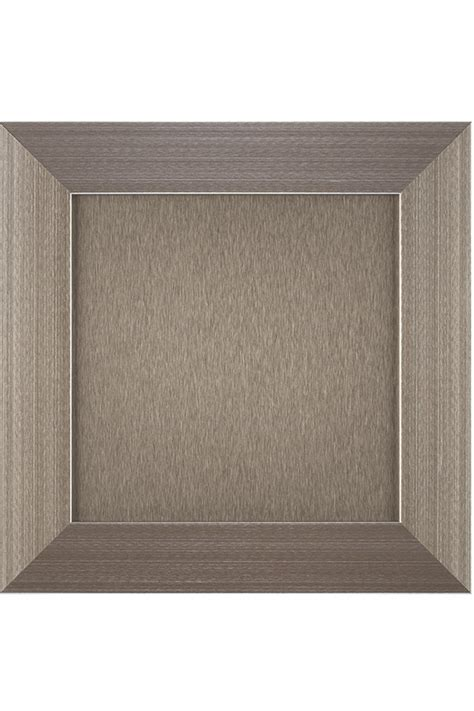cabinet frames and doors aluminum frame cabinet doors in brushed stainless