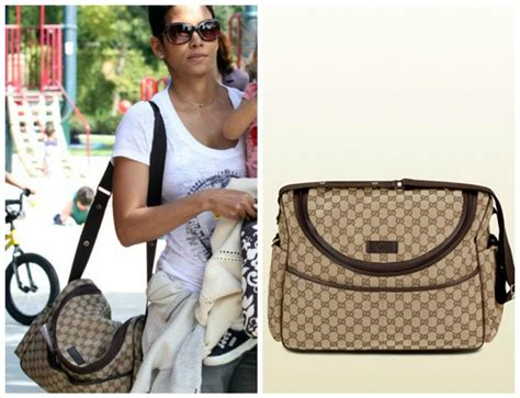 Name Halle Berrys Designer Purse by National Handbag Day A Look At Their Bags