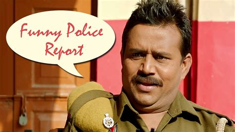 comedy actor punjabi funny police report punjabi comedy scene jatt james