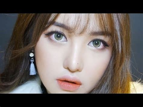 youtube tutorial makeup korea makeup tutorial korean style natural look 2015 eng 퍼플