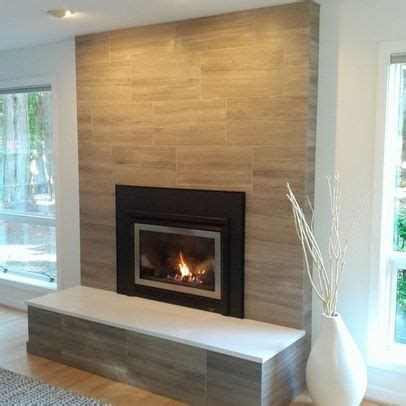 refacing a fireplace with tile mapo house and cafeteria