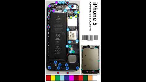 iphone 5 screws diagram iphone 5 5g magnetic mat magnetized screwphilic