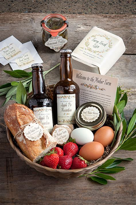 farm to table soap farm to table wedding welcome basket evermine