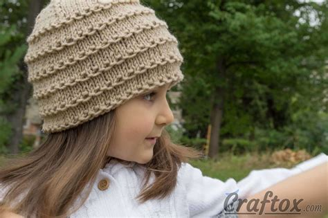 simple pattern for knitted beanie easy beanie knitting pattern free