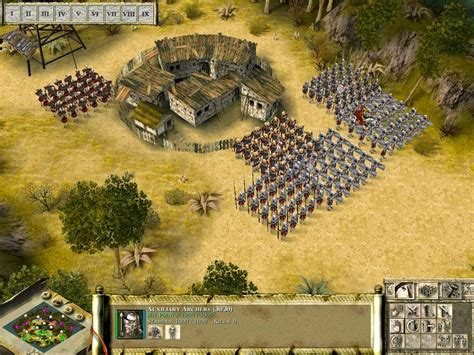 full version strategy games free download for pc praetorians game free download full version for pc