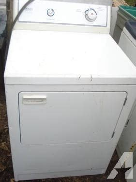 Electric Clothes Dryers For Sale Electric Clothes Dryer Crosley White Color For Sale In