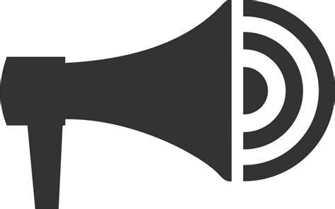 megaphone clipart clipart megaphone icon
