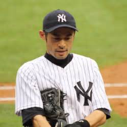 Who Does Ichiro Suzuki Play For It Is High It Is Far It Is October 2013