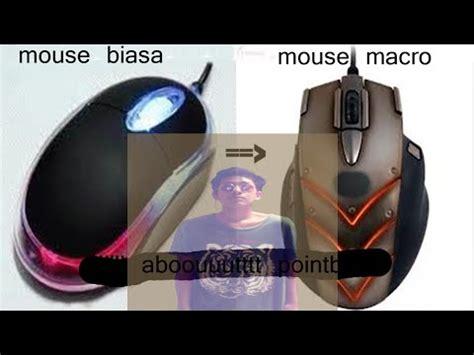 Mouse Macro Di Pekanbaru mouse macro garena 01 mouse logitech