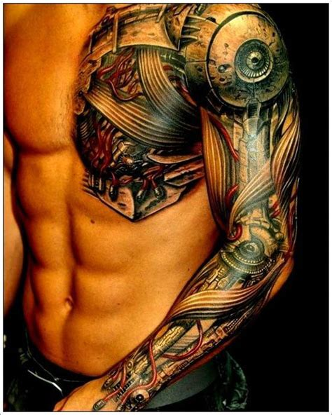 biomechanical tattoo designs for men biomechanical free design for tattoos