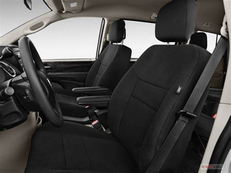 2016 dodge grand caravan interior u s news world report
