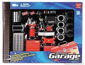 1 24 scale garage accessories images