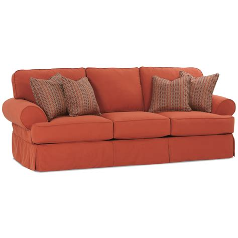 rowe sofa slipcover rowe traditional 3 seat sofa with slipcover and