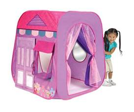 Children S Portable Bed Amazon Com Playhut Beauty Boutique Play Tent Toys Amp Games