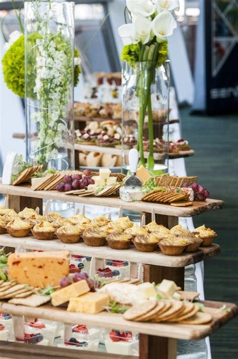 Buffet Table Food Display Ideas Best 25 Food Displays Ideas On Pinterest