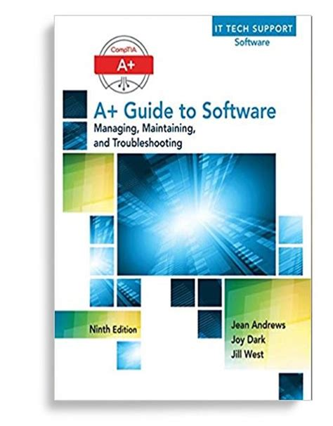 A Guide To Software a guide to software 9th edition by jean ebook pdf