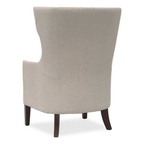 oatmeal linen wingback chair wingback chair linen fabric with nailhead trim canvas