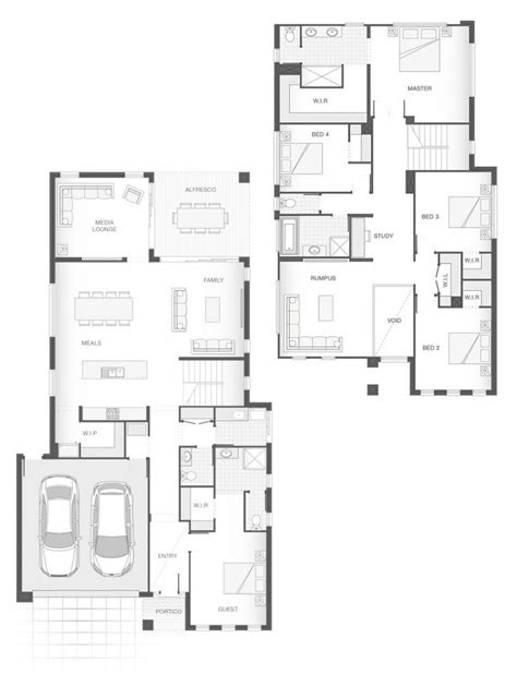 4 Bedrooms, 3.5 Bathrooms, 2 Car Garage. A grand entry