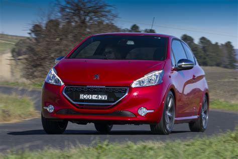 peugeot 208 gti 2013 peugeot 208 gti review caradvice