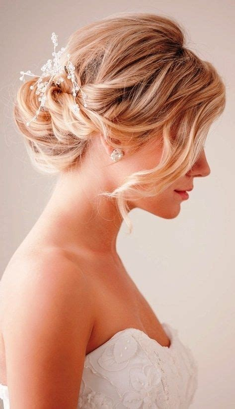 wedding hairstyles buns images loose chignon bun my wedding ideas wedding hairstyle