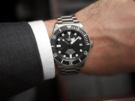 Tudor House by Baselworld 2015 The 2015 Tudor Pelagos Horbiter 174