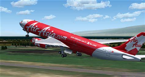 airasia x indo firhat s flight simulator blog overland indonesia