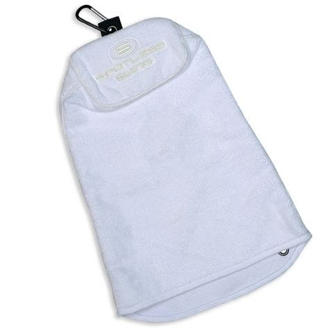 spotless swing golf towel promotional spotless swing r premium multi use golf