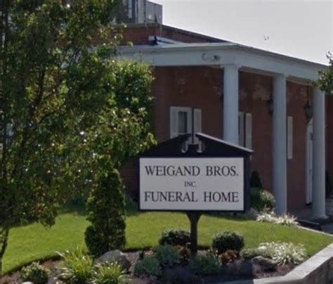 weigand bros inc funeral homes williston park ny