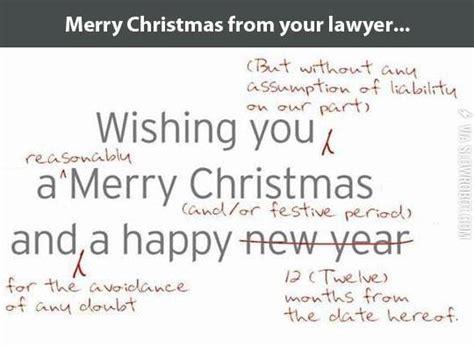 merry christmas   lawyer