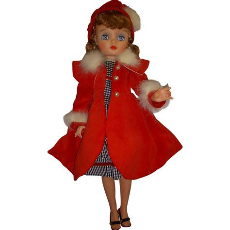 fashion doll vintage vintage 1950s 19 quot eegee fashion doll all original from