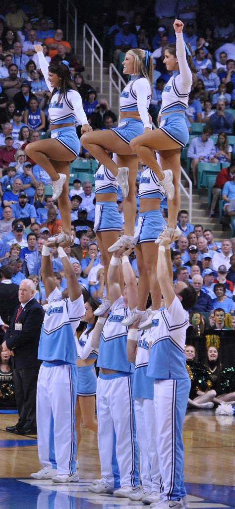 Finder Uncc Unc Chapel Hill Cheerleading