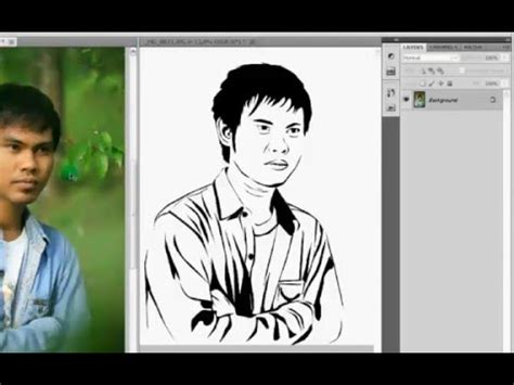 tutorial smudge painting photoshop cs5 cara membuat efek pahatan kayu di photoshop musica movil