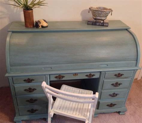 roll top desks for home office vintage roll top desk home office desk painted roll top