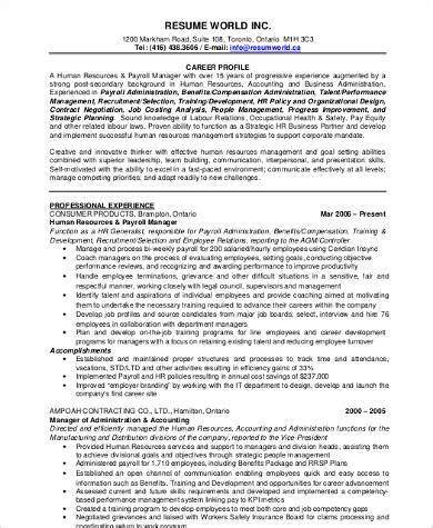 hr career objectives sle resume career objective 8 exles in word pdf