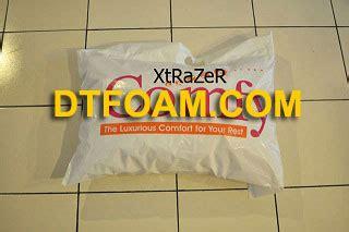 Bantal Tidur Standart Hotel Bintang 5 Kualitas Premium Sarung bantal guling silikon dtfoam