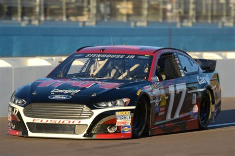 No. 17 Roush Fenway Racing team penalized after Homestead