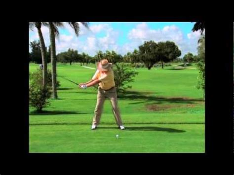 8 step swing lesson 2 transition the secret to a good golf swing