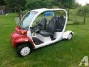 Gem Electric Cars For Sale On Craigslist Craigslist Rv For Sale In Lake George Ny Claz Org