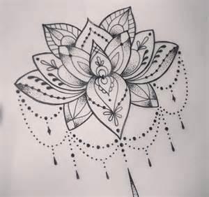 Lotus Mandala Design 17 Best Ideas About White Lotus On