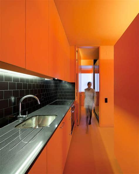 71 best orange kitchens images on pinterest kitchen 58 mejores im 225 genes sobre cocinas naranjas en pinterest