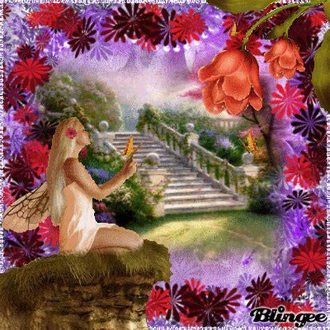 fata dei fiori fata dei fiori immagini animate da condividere 118520420