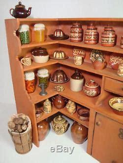 pcs   jim holmes pantry cupboard  jane graber
