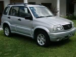 Suzuki Grand Vitara 2001 Suzuki Grand Vitara 2001 Suzuki Vitara 2001